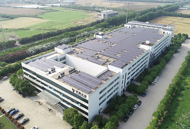 Changzhou Changyuan 671KW Distributed Power Plant